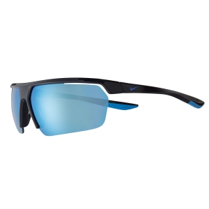 Gafas de Running Nike Gale Force Gafas  Obsidian/Racer Blue/Grey W/Frozen Blue Mirror Lens 43629451