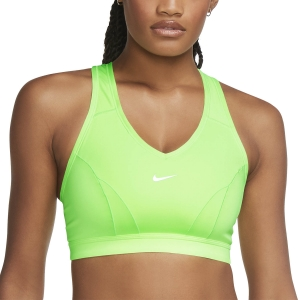 Women's Sports Bra Nike Icon Clash Sports Bra  Lime Glow/Barely Green CZ7712345