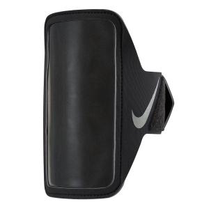 Running Armband Nike Lean Plus Smartphone Arm Band  Black/Silver N.RN.76.082.OS