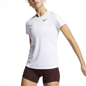 Women's Fitness & Training T-Shirt Nike Legend TShirt  White/Black AQ3210100