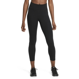 Tight Running Donna Nike One Mid Rise 7/8 Tights  Black/White DD0249010