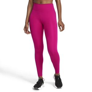 Pants e Tights Fitness e Training Donna Nike One Tights  Fireberry/White DD0252615