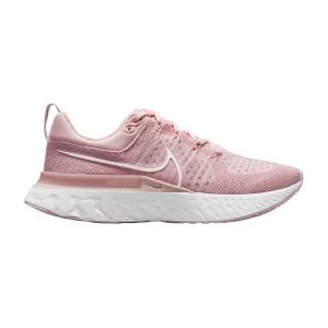 Nike React Infinity Run Flyknit 2 - Pink Glaze/White/Pink Foam