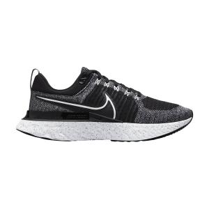 Nike React Infinity Run Flyknit 2 - White/Black