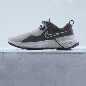 Nike React Miler Shield - Black/Obsidian Mist/Pink Blast