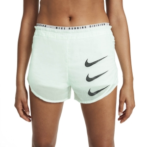 Women's Running Shorts Nike Tempo Luxe 2 in1 3in Shorts  Barely Green/Black DA1280394