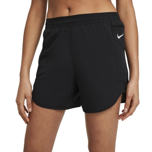 Women's Running Shorts Nike Tempo Luxe 5in Shorts  Black/Reflective Silver CZ9576010