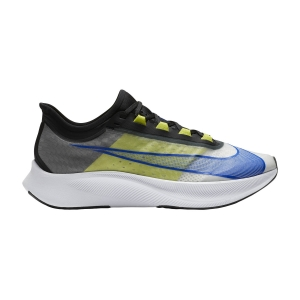 Scarpe Running Performance Uomo Nike Zoom Fly 3  White/Racer Blue/Cyber/Black AT8240104