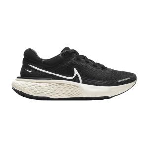 Nike ZoomX Invincible Run Flyknit - Black/White/Iron Grey