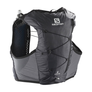 Hydro Backpacks Salomon Active Skin 4 Set Backpack  Ebony/Black LC1514300