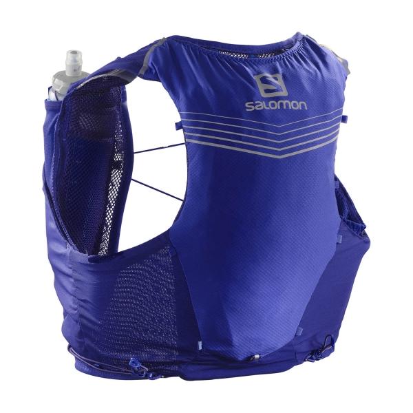 Salomon ADV Skin 5 Set Backpack - Clematis Blue/Ebony