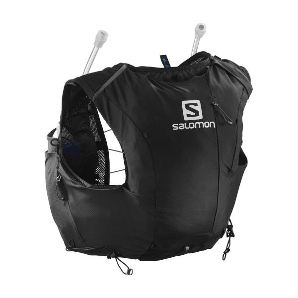 Salomon Adv Skin 8 Set Backpack - Black/Ebony