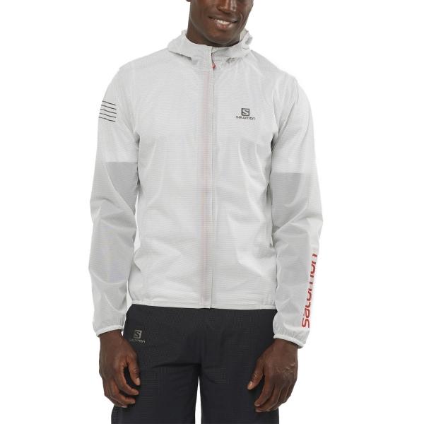 Salomon Bonatti Race WP Jacket - White