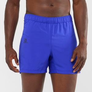 Men's Running Short Salomon Sense 5in Shorts  Clematis Blue LC1479300