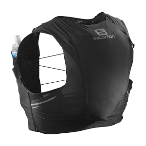 Hydro Backpack Salomon Sense Pro 10 Set Bakcpack  Black LC1512700