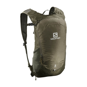Sport Backpack Salomon Trailblazer 10 Backpack  Martini Olive LC1520000