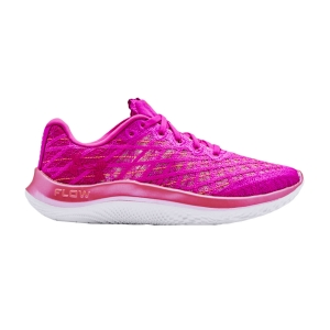 Zapatillas Running Performance Mujer Under Armour Flow Velociti Wind  Meteor Pink/Pink Quartz 30235610501