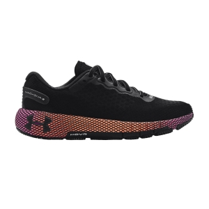 Zapatillas Running Neutras Mujer Under Armour Hovr Machina 2  Black/Playful Peach 30247430001