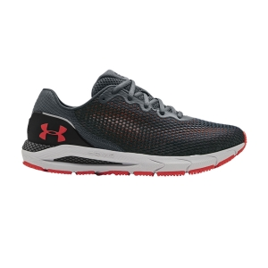 Scarpe Running Neutre Uomo Under Armour Hovr Sonic 4  Pitch Gray 30235430105