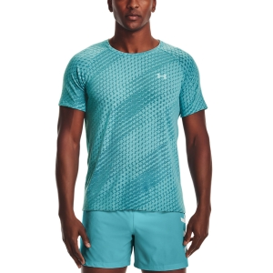 Camisetas Running Hombre Under Armour Streaker Runclipse Camiseta  Cosmos/Reflective 13614730476