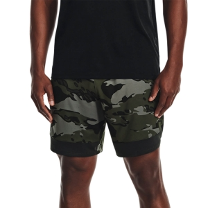 Men's Fitness & Training Short Under Armour Stretch Camo 9in Shorts  Baroque Green/Black 13615080310