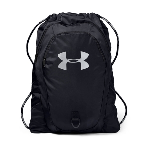Under Armour Undeniable 2.0 Sacca - Black/Silver