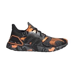 Adidas Ultraboost 20 - Core Black/Signal Orange