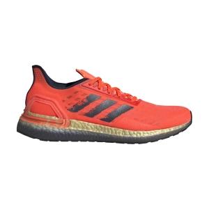 Adidas Ultraboost PB - Solar Red/Collegiate Navy/Gold Met