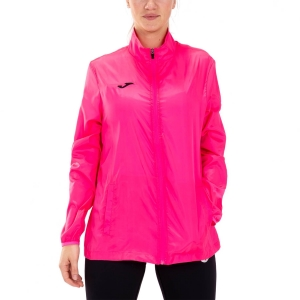 Joma Elite VII Windbreaker Jacket - Fluor Pink