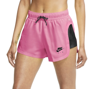 Pantaloncini Running Donna Nike Air 3in Pantaloncini  Pinksicle/Black CU3087607