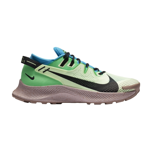 Nike Pegasus Trail 2 - Barely Volt/Black/Laser Blue