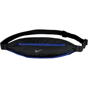 Cinture da corsa Nike Small Capacity 2.0 Marsupio  Black/Game Royal/Silver N.000.1386.028.OS