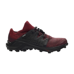 Women's Trail Running Shoes Salomon Cross Pro  Barolo/Black L40993800