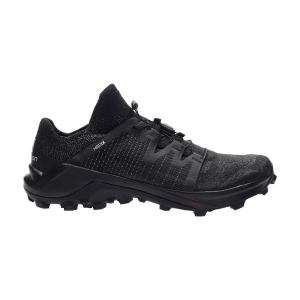 Women's Trail Running Shoes Salomon Cross Pro  Black L40993700