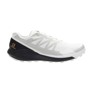 Scarpe Trail Running Donna Salomon Sense Ride 3 LTD  White/Black L41040600