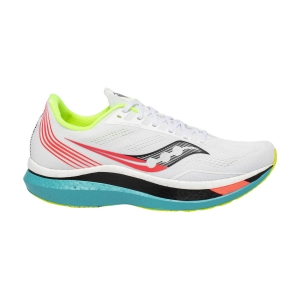 Saucony Endorphin Pro - White Mutant