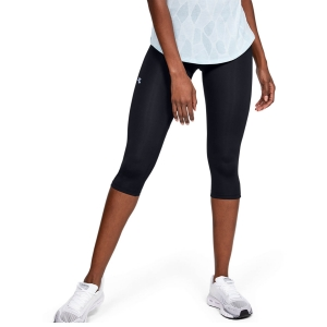 Women's Running Tight Under Armour Fly Fast Capri  Black/Reflective 13500800001
