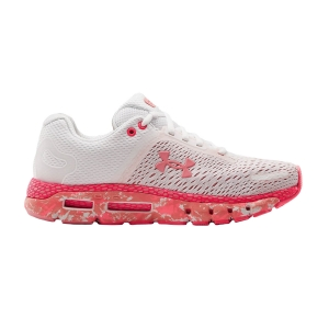 Under Armour Hovr Infinite 2 UC - White/Cerise/Powder Pink