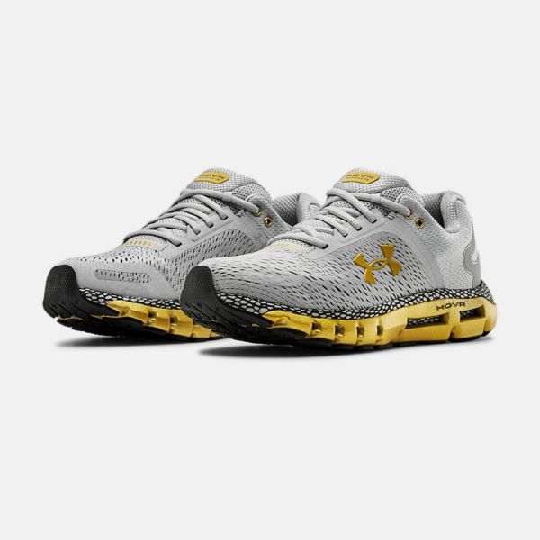 Under Armour Hovr Infinite 2 - Mod Gray/Slate Purple/Metallic Gold Luster