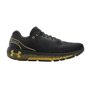 Under Armour Hovr Machina - Blackout Purple/Metallic Gold/Luster Metallic/Gold Luster