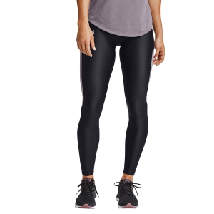 Under Armour Speed Stride Tights - Blackout Purple/Slate Purple/Reflective