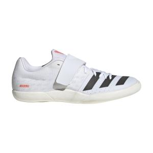 adidas Adizero Discus Hammer - Ftwr White/Core Black/Solar Red