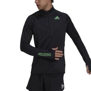 adidas Adizero Warm Camisa - Black