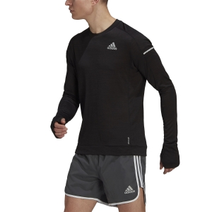 adidas Cooler Camisa - Black