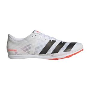 Adidas Distancestar - Ftwr White/Core Black/Solar Red