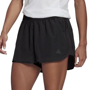 adidas Marathon 20 4in Shorts - Black