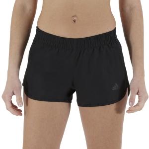adidas Marathon 20 3in Shorts - Black