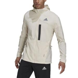 adidas Marathon Translucent Jacket - Wonder White