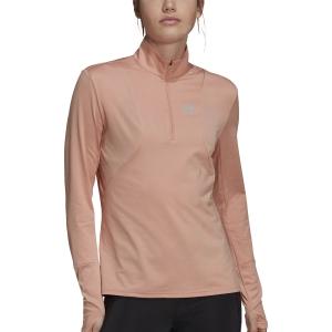 adidas Own The Run Camisa - Ambient Blush