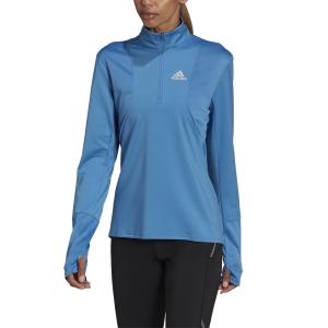 adidas Own The Run Shirt - Focus Blue